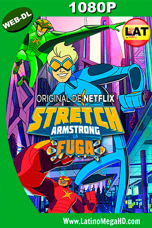 Stretch Armstrong: La Fuga (2018) Latino HD WEB-DL 1080P ()