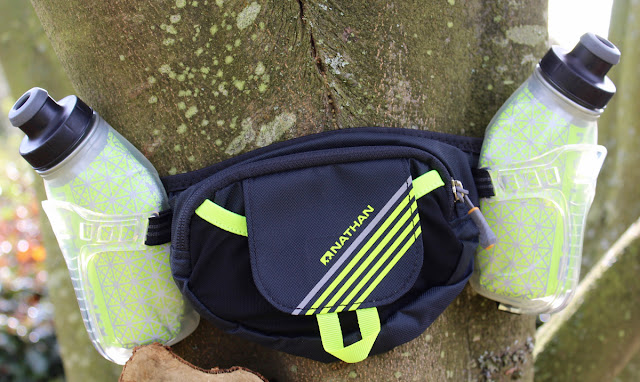 Review - Nathan TrailMix Plus Insulated 2 Hydration Belt