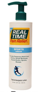 real time sport cream