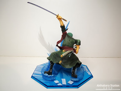 Figuarts Zero -Extra Battle- ZORO ~ Yakkodori ~ de One Piece - Tamashii Nations
