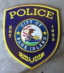 placas para policia