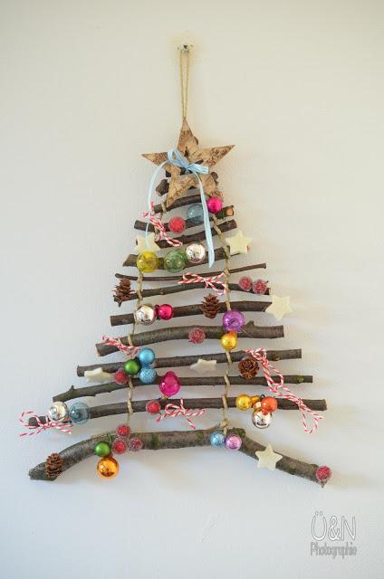 No solo diy 10 arboles de navidad diy reciclando - Hacer arbol navidad ...