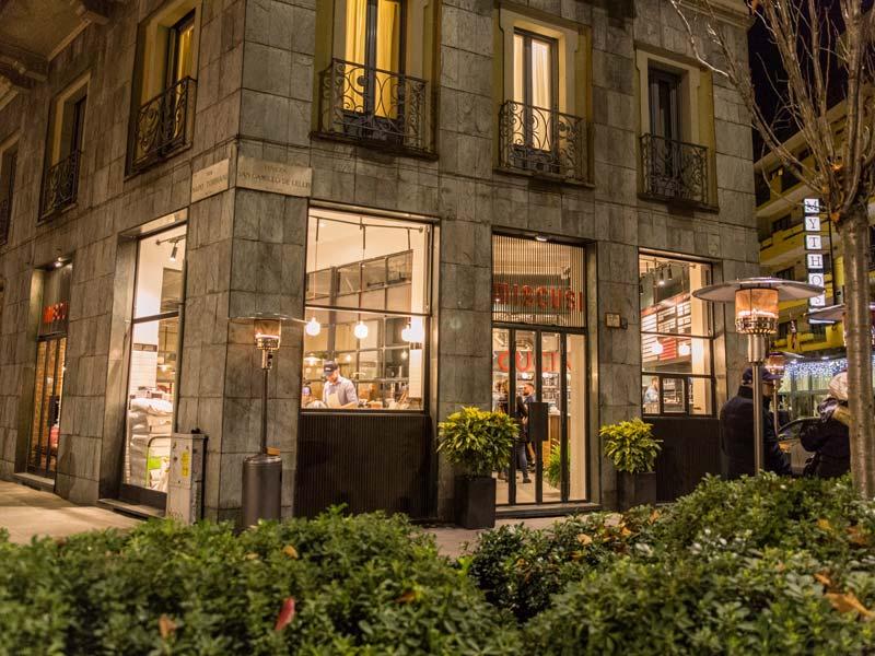 Ristorante e Pastificio MISCUSI Milano