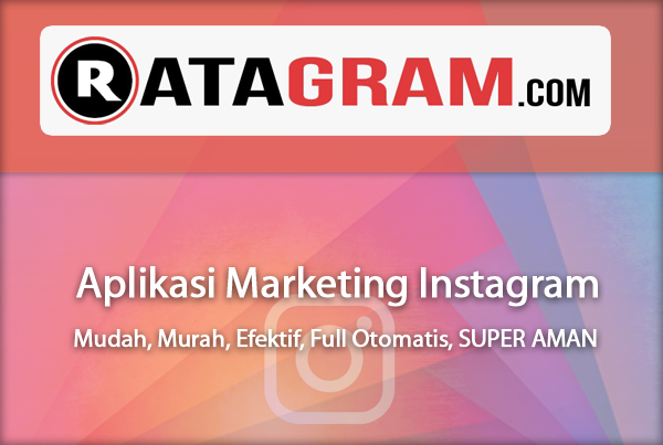 Ratagram - Aplikasi Marketing Instagram
