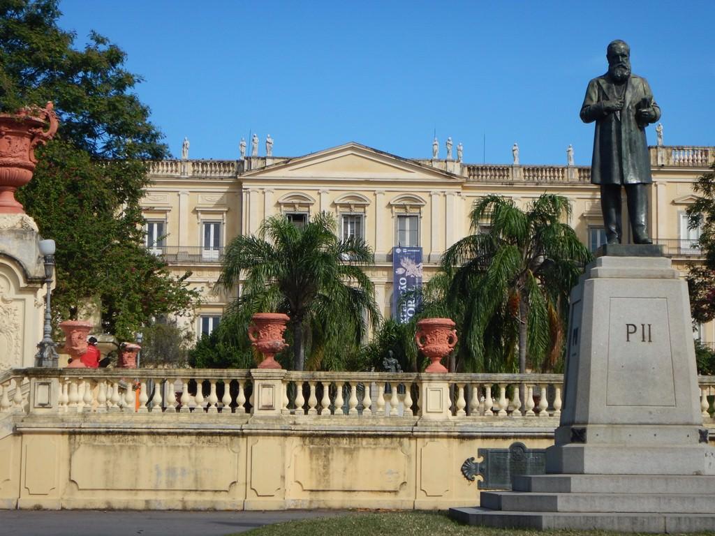 Museu Nacional Quinta da Boa Vista