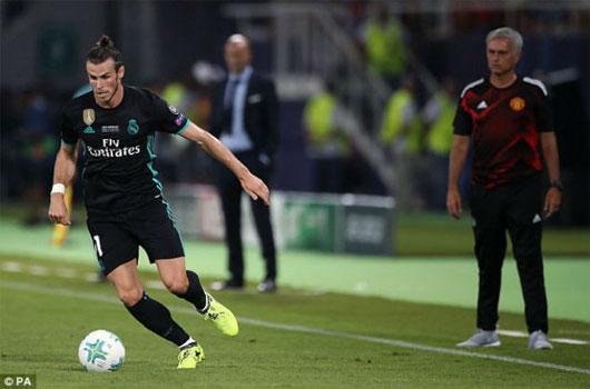 """Bale bỏ """"tàu đắm"""" Real - Ronaldo về MU: Mourinho cho làm """"đại ca"""" 2"""
