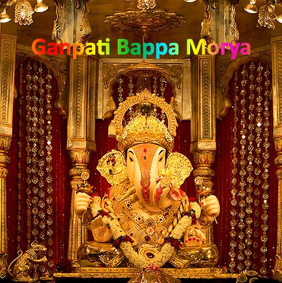 Ganpati Bappa Morya........Ganpati Festival Greetings
