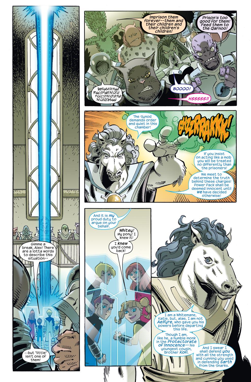Read online Skrulls vs. Power Pack comic -  Issue #1 - 13