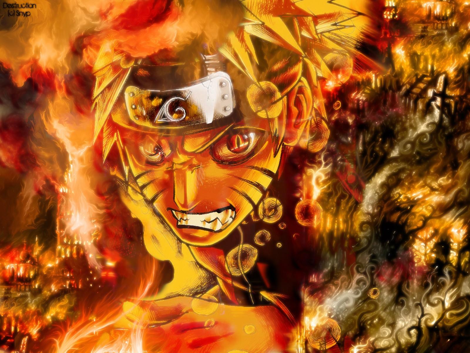 Gambar Wallpaper 3 Dimensi Bergerak Terlengkap: Gambar 3 Dimensi Naruto