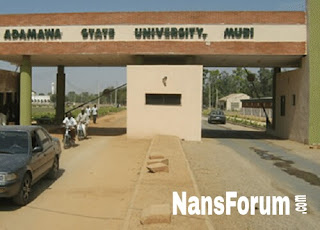 Adamawa State University ADSU Admission List 2017/2018 is Out