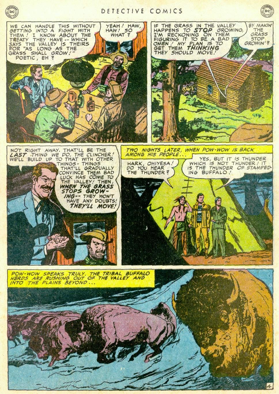 Read online Detective Comics (1937) comic -  Issue #163 - 42