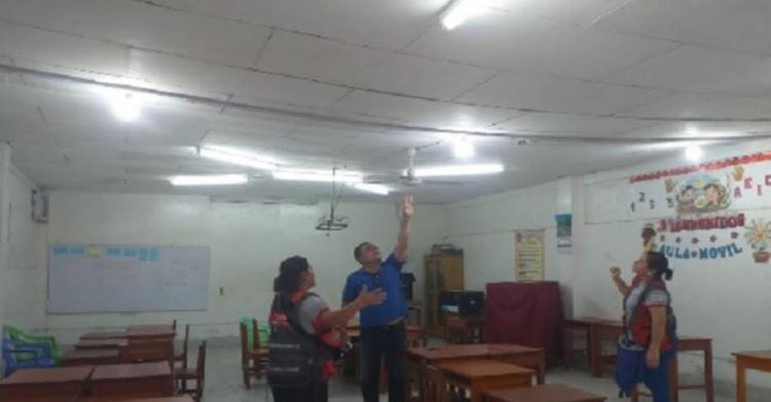 MINEDU: Sismo deja hasta el momento 6 colegios dañados y 26 con afectaciones - www.minedu.gob.pe