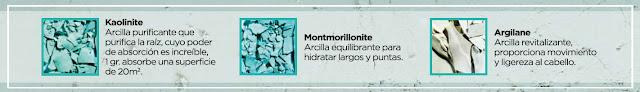 Nueva gama Arcilla Extraordinaria de L'Oreal Elvive