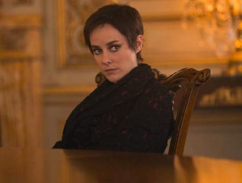 Johanna Mason (Jena Malone) en Los juegos del hambre. Sinsajo parte 2 - Cine de Escritor