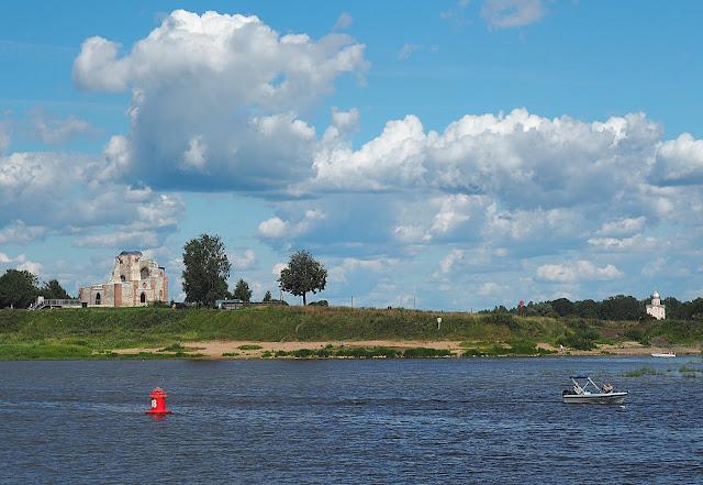 Великий Новгород, Рюриково Городище (Velikiy Novgorod, Rurik's Hill Fort)