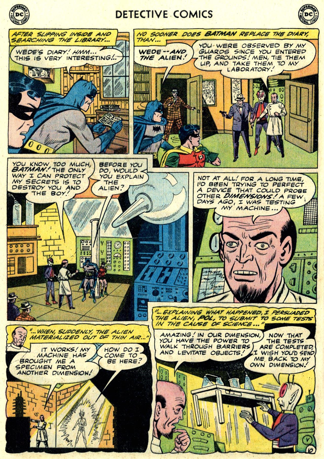 Detective Comics (1937) 283 Page 11