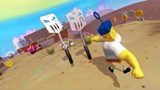 SpongeBob HeroPants Online