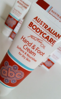 Australian Bodycare Hand and Foot Cream