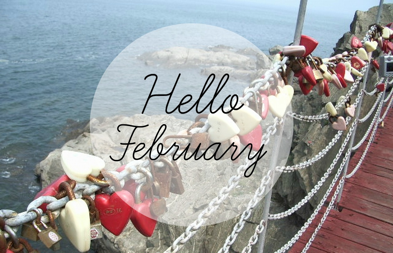 Formidable Joy | Formidable Joy Blog | Hello February | What's new in February | BallieBallerson | Warm Bodies Sequel | Secret Cinema | 50 Shades Darker | Santa Clarita Diet