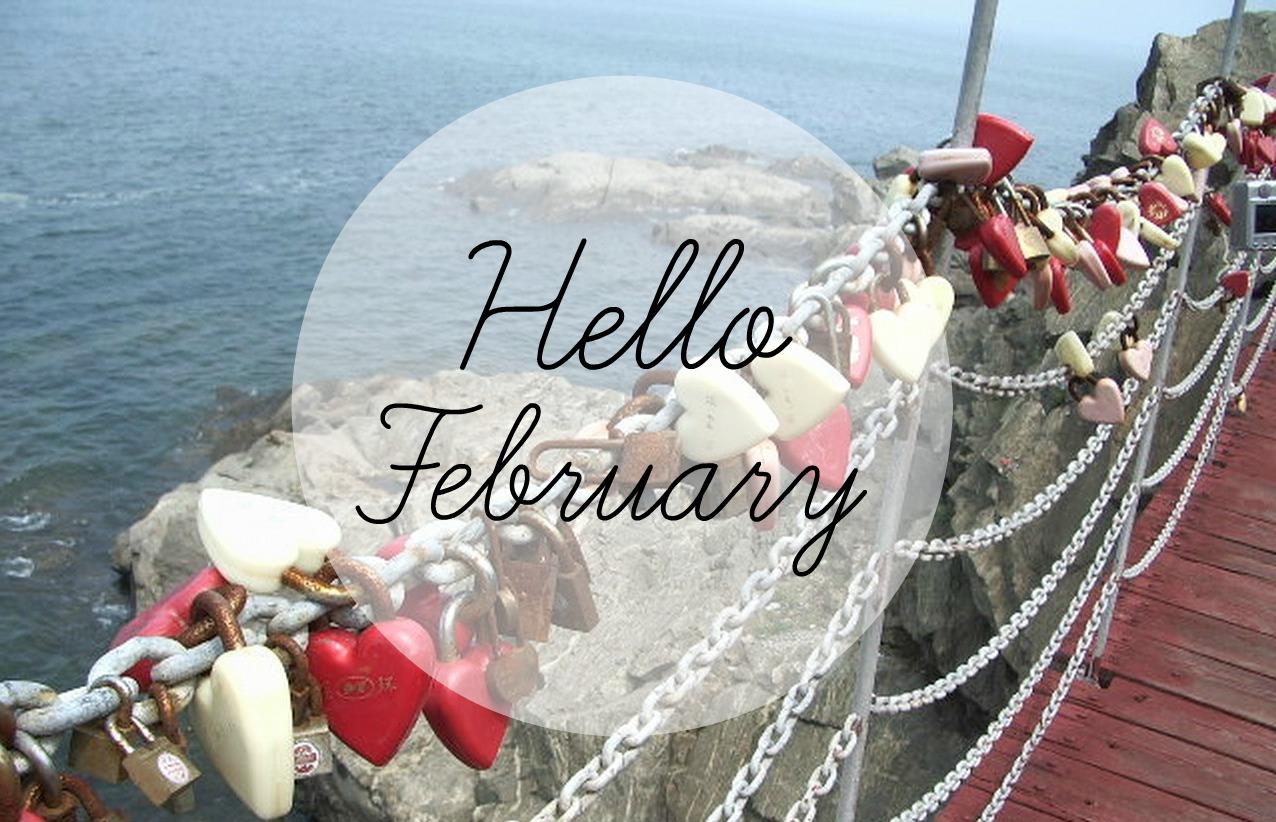 Formidable Joy | Formidable Joy Blog | Hello February | What's new in February | BallieBallerson | Warm Bodies Sequel | Secret Cinema | 50 Shades Darker | Santa Clarita Diet