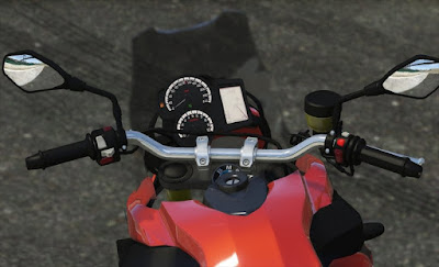 Download mod moto BMW F800 para GTA 5, GTA 5 PC