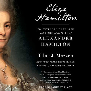 Audiobook of Eliza Hamilton: The Extraordinary Life and Times of the Wife of Alexander Hamilton by Tilar J. Mazzeo