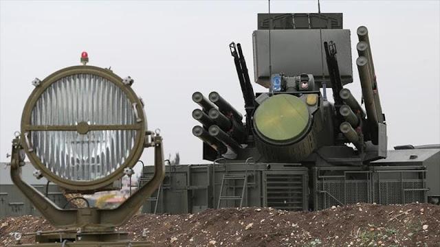 Rusia repele un ataque de drones contra su base aérea de Hmeimim