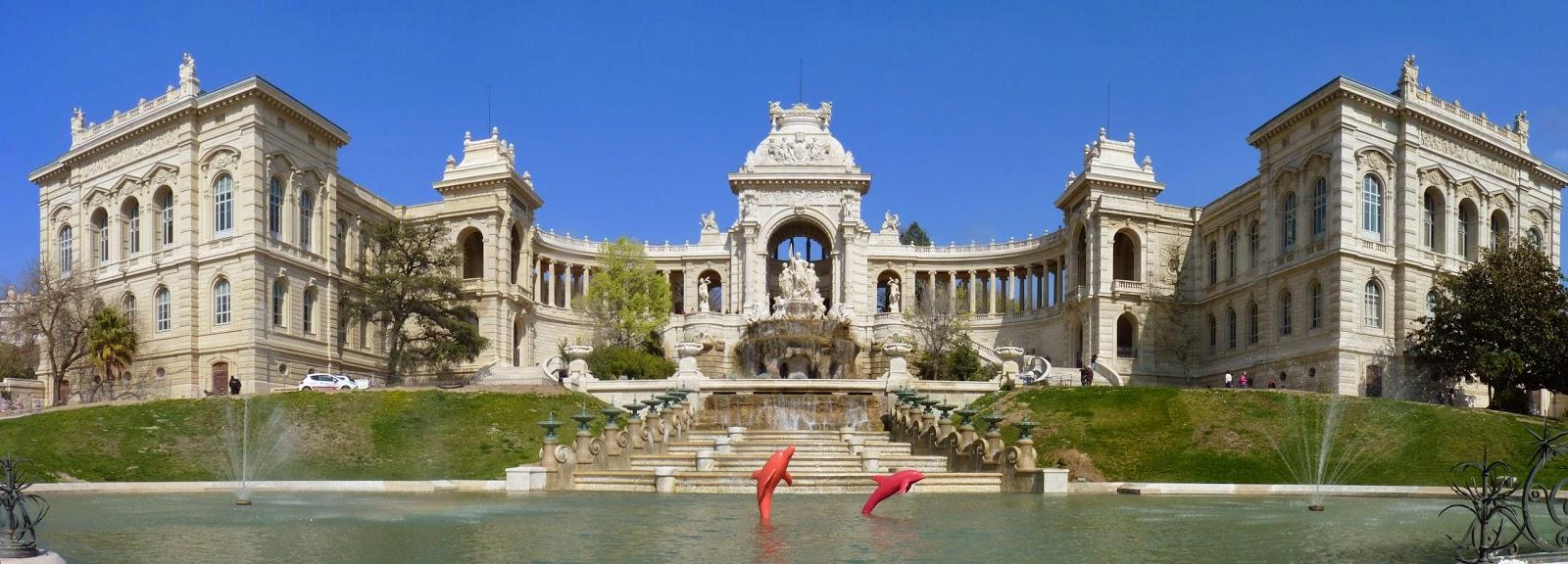 Palacio de Longchamp.