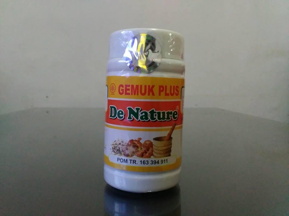 Obat Gemuk Badan De Nature