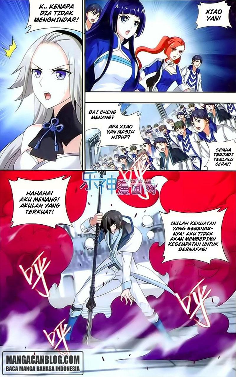 Battle Through the Heavens Chapter 147-34