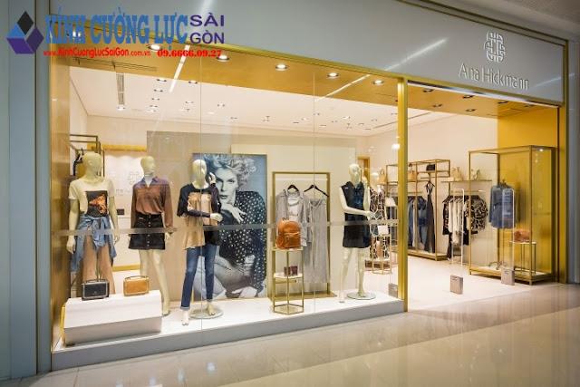 5 Ưu điểm nổi bật khi trang trí kính cường lực tại các shop thời trang
