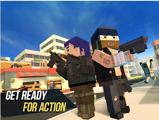 Grand Battle Royale Pixel War Mod Apk