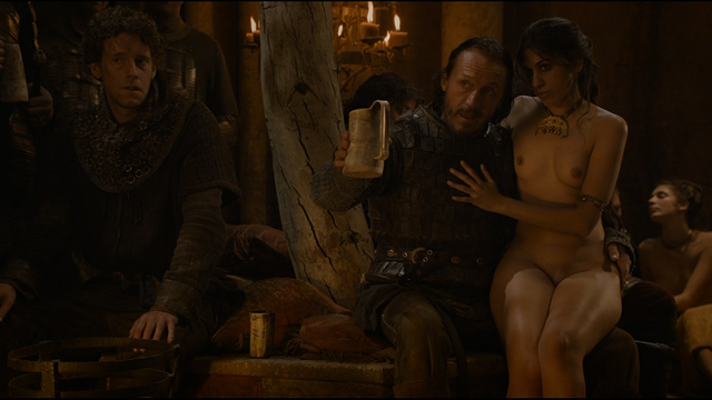Game of thrones vagina shots
