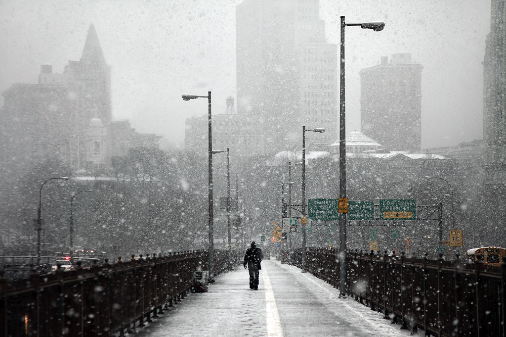 new york neige