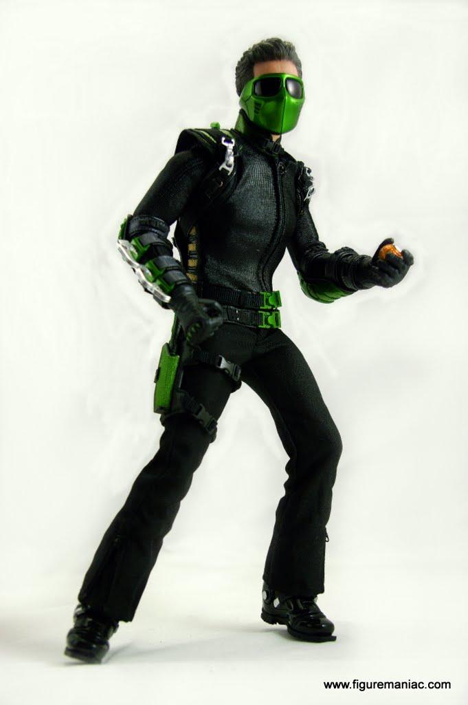 Hot Toys Spider-Man 3 - New Goblin (Part 3 - Harry Osborn)