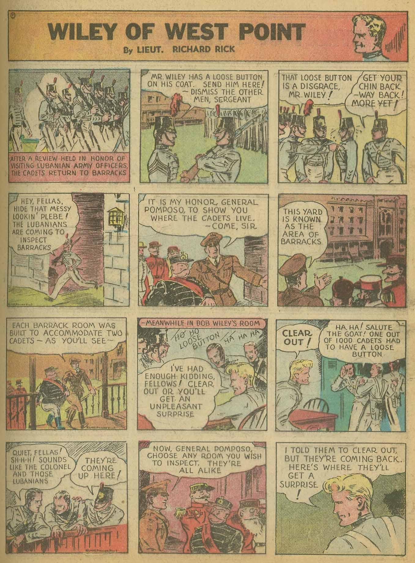 Read online All-American Comics (1939) comic -  Issue #8 - 23