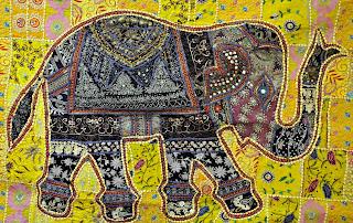 Jaipur Handloom Indian Vintage Handmade Patchwork