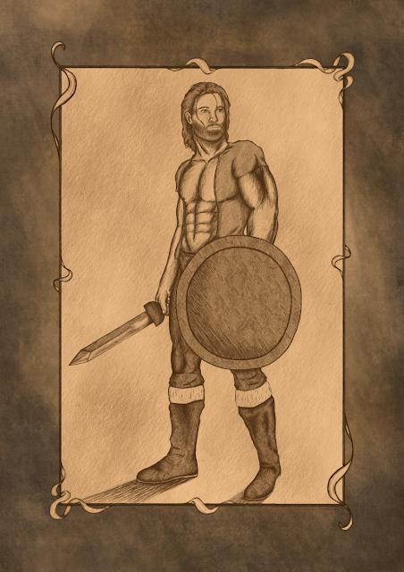 Reyco, uno de los protagonistas de Las Cinco Maldades