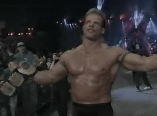 WCW SUPERBRAWL VI - 1996 - Lex Luger wanted no part of The Road Warriors