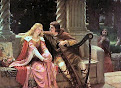 See my article on The Allure of Medieval Romance!