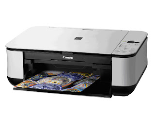 kode error Printer canon MP258