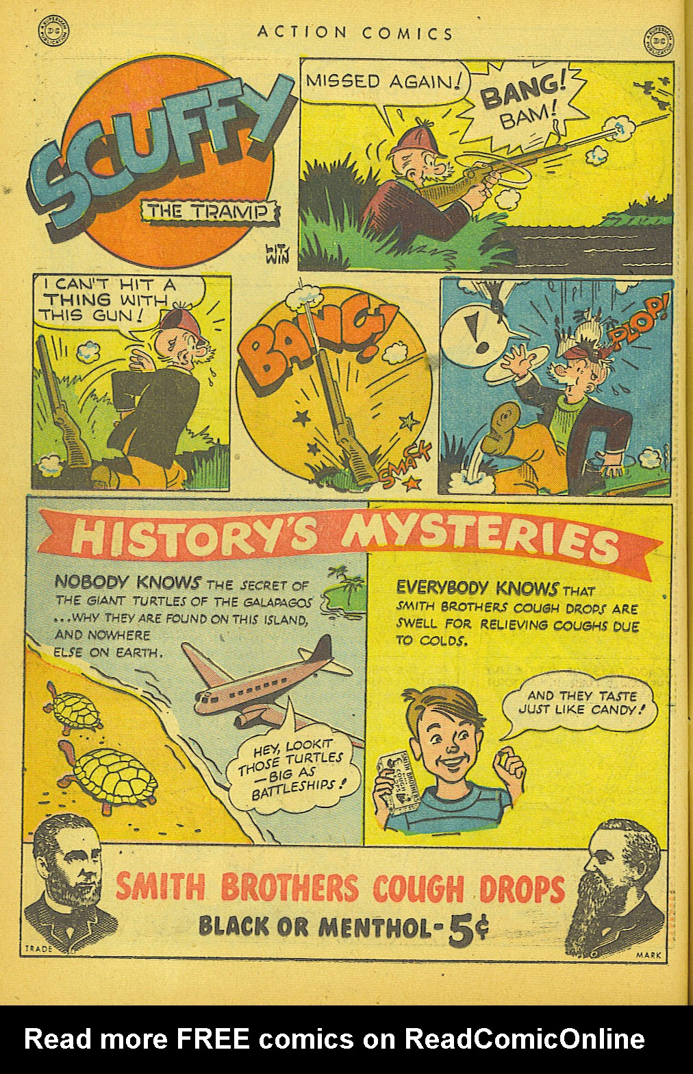 Read online Action Comics (1938) comic -  Issue #91 - 22