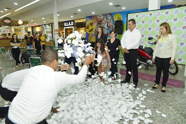 Guilherme F. G. de Oliveira, barretense, ganhador da Campanha do Dia das Mães do North Shopping Barretos