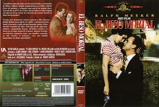 Carátula dvd: El beso mortal / Kiss Me Deadly / 1955