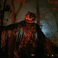 Halloween New England_Haunted Overload Pumpkin Scarecrow