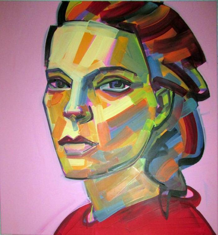 Польский художник. Piotr Kachny