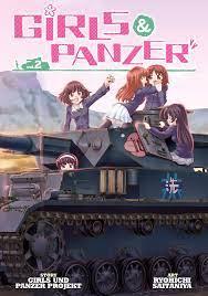 Girls Und Penzer - Girls & Panzer VietSub (2013)