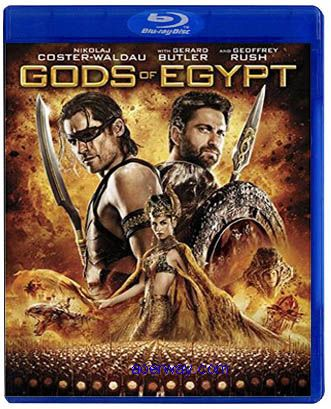 Gods of Egypt 2016 Hindi Dual Audio BRRip 480p 400MB