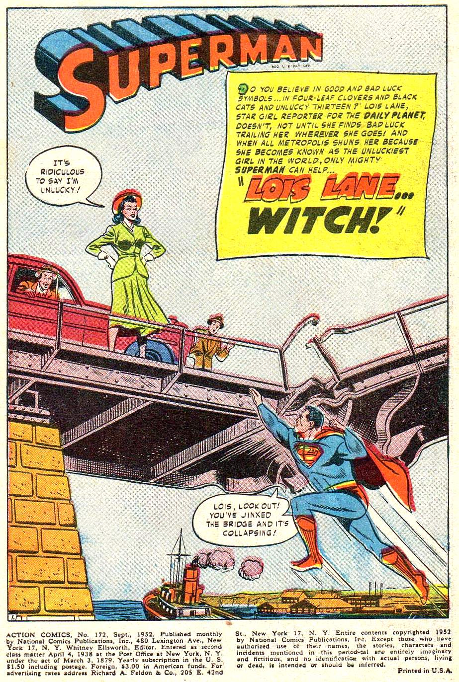 Action Comics (1938) 172 Page 2