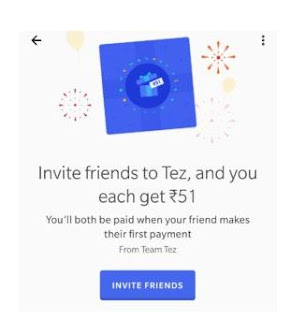 Google Pay Referral Link